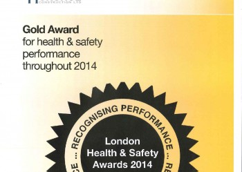 HS BAM Gold Award 2015