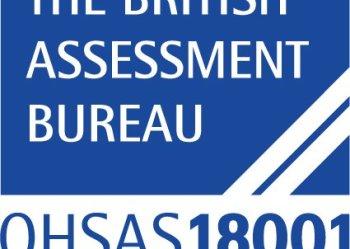 OHSAS-18001 logo